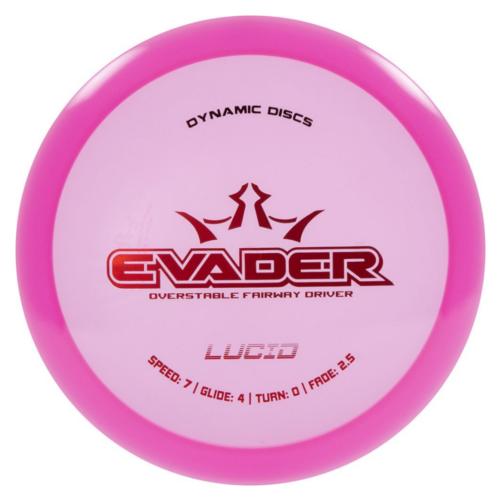 Dynamic Discs EVADER LUCID 173g-176g Fairway Driver