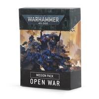 40K MISSION PACK: OPEN WAR