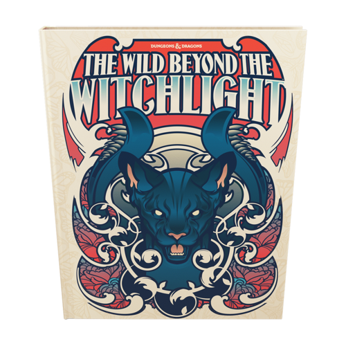 Wizards of the Coast D&D 5E: WILD BEYOND THE WITCHLIGHT (LE)