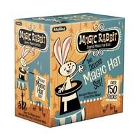 MAGIC RABBIT DELUXE HAT SET 150 TRICKS