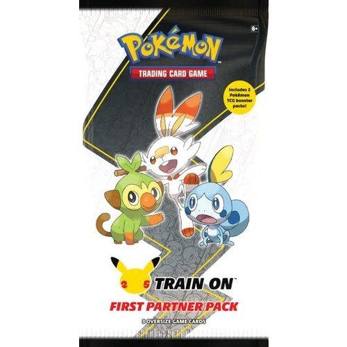 Pokemon USA POKEMON: FIRST PARTNER PACK - SINNOH