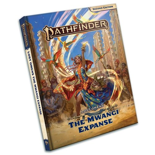 Paizo Publishing PATHFINDER 2ND EDITION: LOST OMENS - THE MWANGI EXPANSE