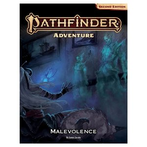 Paizo Publishing PATHFINDER 2ND EDITION: ADVENTURE - MALEVOLENCE