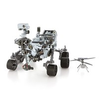 3D METAL EARTH MARS ROVER & HELICOPTER