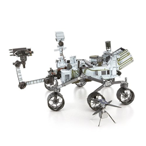 Metal Earth 3D METAL EARTH MARS ROVER & HELICOPTER
