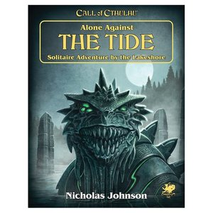 Chaosium CALL OF CTHULHU: ALONE AGAINST THE TIDE