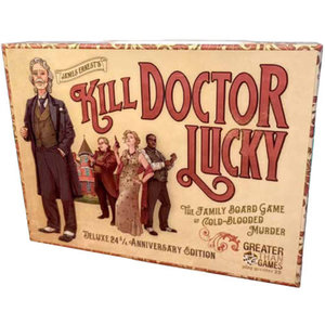 Cheap Ass Games KILL DOCTOR LUCKY: DELUXE 24 3/4 ANNIVERSAY EDITION