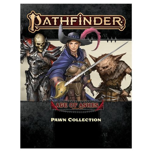 Paizo Publishing PATHFINDER 2ND EDITION: PAWNS - AGE OF ASHES COLLECTION