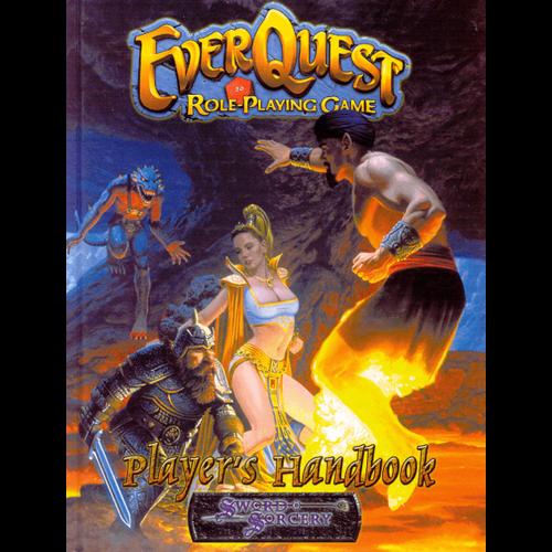 EVERQUEST RPG: PLAYERS HANDBOOK (Used)