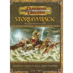 D&D 3.5: STORMWRACK
