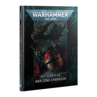 40K CHARADON ACT 2: BOOK OF FIRE