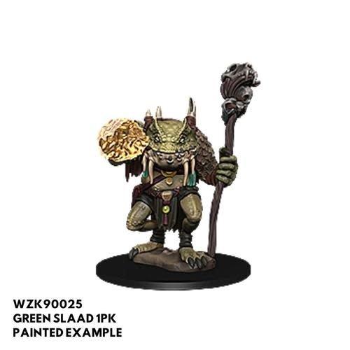 Wizkids MINIS: D&D: GREEN SLAAD