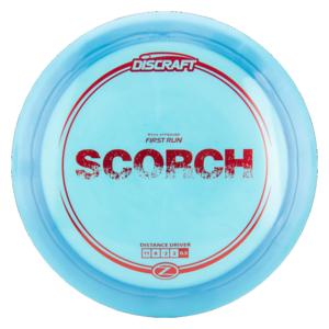 Discraft SCORCH Z FIRST RUN 167g-169g