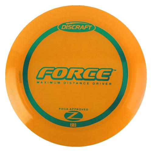 Discraft FORCE Z 173g-174g Distance Driver