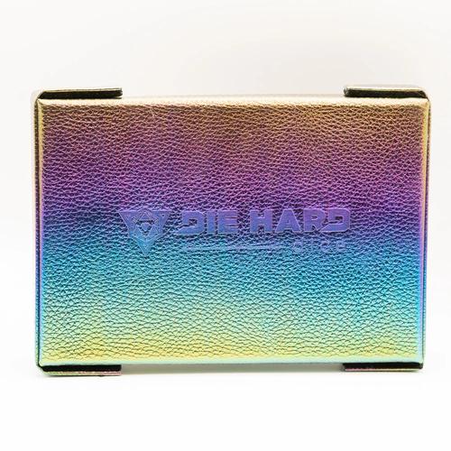 Die Hard Dice DICE TRAY: MAGNETIC SATIN RAINBOW
