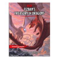 D&D 5E: FIZBAN'S TREASURY OF DRAGONS (SE) [Pre-Order]
