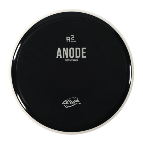 MVP Disc Sports ANODE R2 NEUTRON 165g-169g Putt & Approach (Recycled Plastic!)