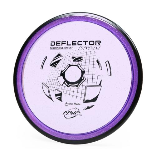 MVP Disc Sports DEFLECTOR PROTON 176g-179g Midrange