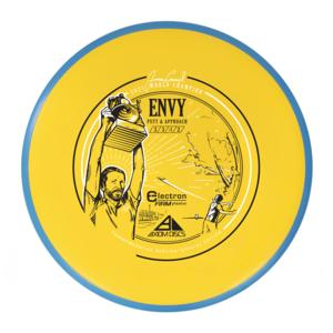 Axiom Discs ENVY ELECTRON FIRM JAMES CONRAD SE 165g-175g