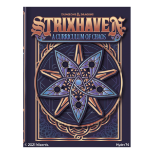 Wizards of the Coast D&D 5E: STRIXHAVEN - A CURRICULUM OF CHAOS (LE) [Pre-Order]