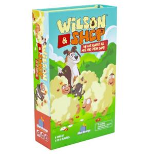 Blue Orange Games WILSON & SHEP Hide & Sneak Game