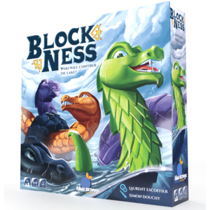 Blue Orange Games BLOCK NESS Strategy Game