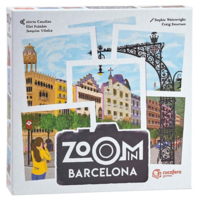 ZOOM IN BARCELONA Strategy Game