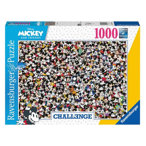 Ravensburger RV1000 DISNEY MICKEY CHALLENGE