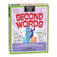 MAGNETIC POETRY KIDS SECOND WORDS KIT