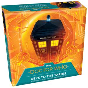 OUTSET MEDIA DOCTOR WHO: KEYS TO THE TARDIS