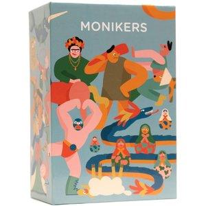 CMYK Games MONIKERS