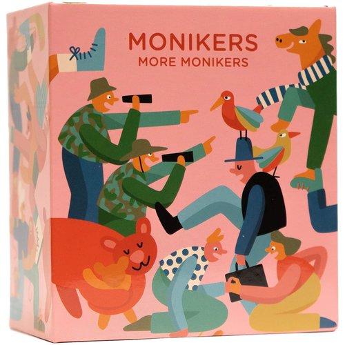 CMYK Games MONIKERS: MORE MONIKERS