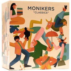 CMYK Games MONIKERS: CLASSICS