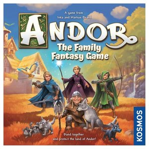 Thames & Kosmos ANDOR: THE FAMILY FANTASY GAME