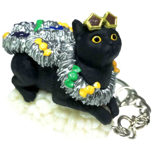 Clever Idiots BLIND BOX CAT SUSHI KEYCHAIN VERSION 3