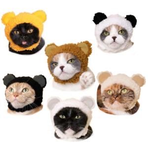 Clever Idiots BLIND BOX CAT CAP BEAR