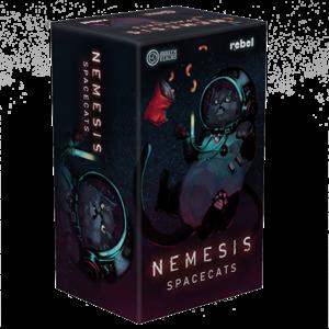 Rebel NEMESIS: SPACE CATS