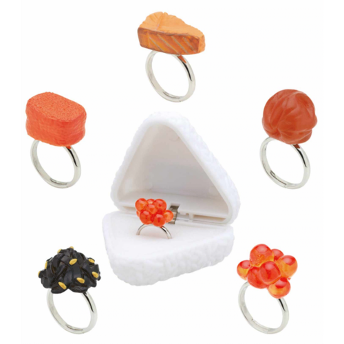 Clever Idiots BLIND BOX ONIGIRING (FAKE FOOD RING)