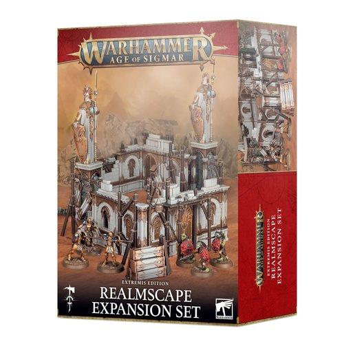 Games Workshop AoS REALMSCAPE EXPANSION SET
