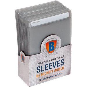 Arcane Tinmen BECKETT SHIELD: THICK CARD STORAGE SLEEVES (50)