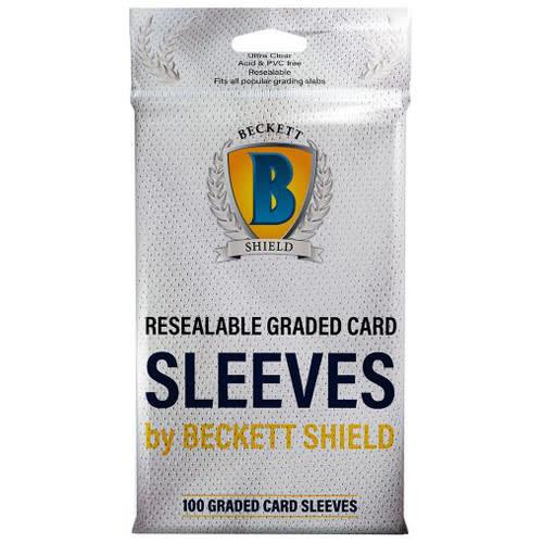 Arcane Tinmen BECKETT SHIELD: GRADED CARD SLEEVES (100)