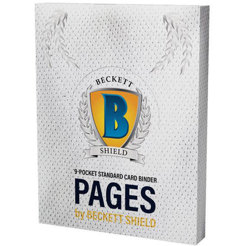 Arcane Tinmen BINDER: 9 POCKET: BECKET SHIELD LOOSE PAGES (100)