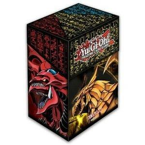 Konami Digital Entertainment DECK BOX: YUGIOH: SLIFER, OBELISK, RA