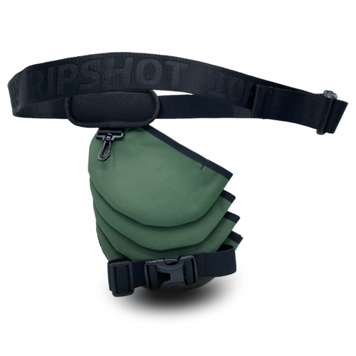 Ripshot Disc Bags RIPSHOT DISC BAG - RIGHT HIP, FOREST GREEN