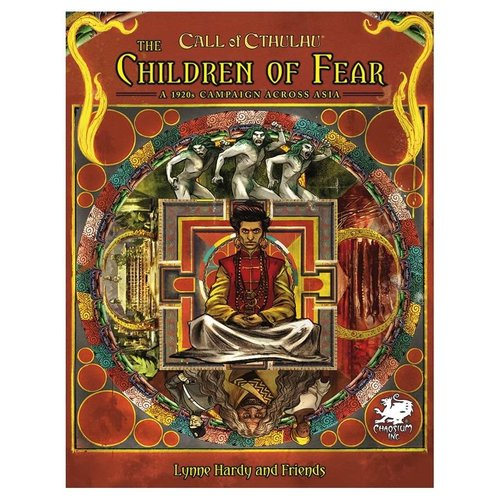 Chaosium CALL OF CTHULHU: THE CHILDREN OF FEAR