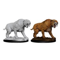 MINIS: DEEP CUTS: SABER-TOOTHED TIGER