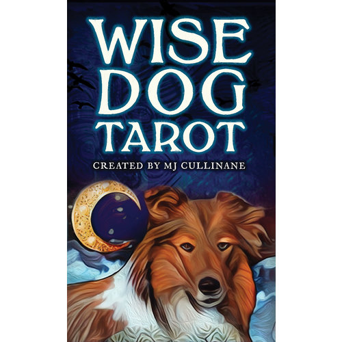 US Games Systems TAROT WISE DOG