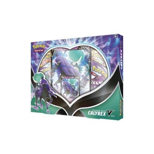 Pokemon USA POKEMON: CALYREX V BOX - SHADOW RIDER