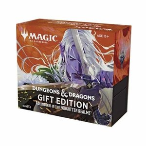 Wizards of the Coast MTG: ADVENTURES IN THE FORGOTTEN REALMS - GIFT BUNDLE