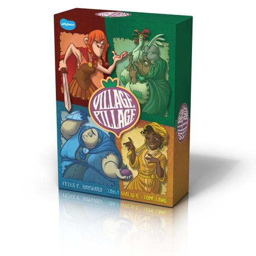Jellybean Games VILLAGE PILLAGE